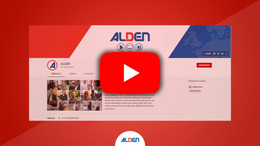 ALDEN Deutschland YouTube